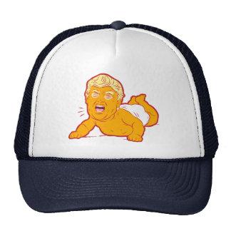 Loser Trump Trucker Hat: TRUMP CRY-BABY Trucker Hat