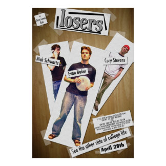 Losers Theatrical Poster
