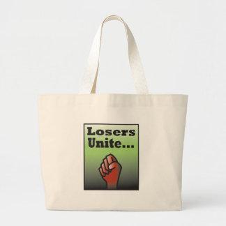 LosersUnite2 Canvas Bag