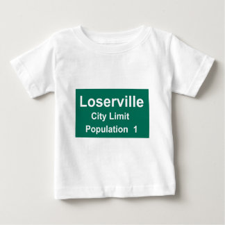Loserville City Limit Baby T-Shirt