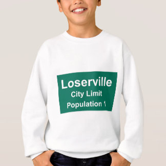 Loserville City Limit Sweatshirt