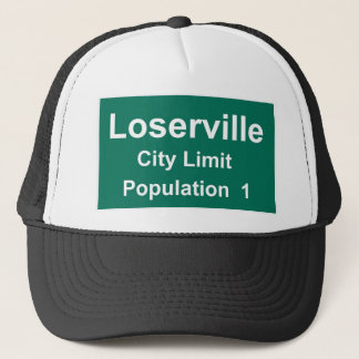 Loserville City Limit Trucker Hat