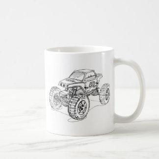 Losi Micro Crawler Coffee Mug