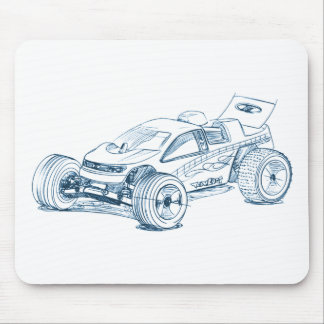 Losi Micro T Mouse Pad