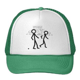 Losing An Electron joke - trucker s hat Hats