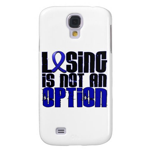 Losing Is Not An Option Ankylosing Spondylitis Samsung Galaxy S4 Cases