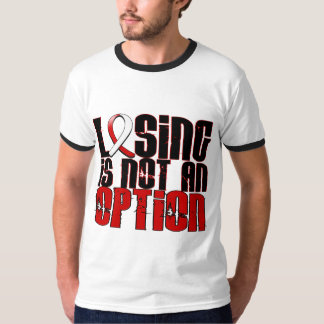 Losing Is Not An Option Aplastic Anemia T-Shirt
