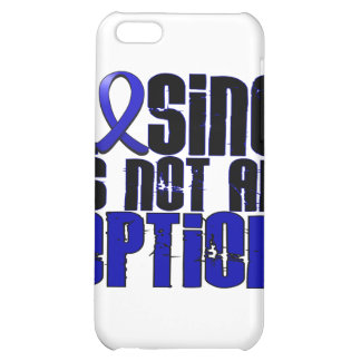 Losing Is Not An Option Arthritis iPhone 5C Covers