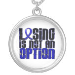 Losing Is Not An Option Arthritis Necklace
