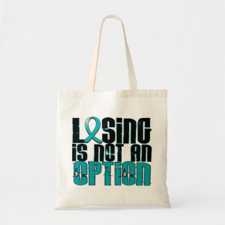 Losing Is Not An Option Batten Disease Tote Bag
