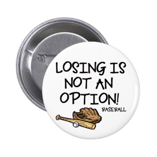 Losing is not an option! buttons