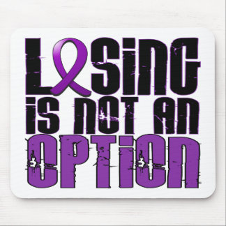 Losing Is Not An Option Chiari Malformation Mousepad