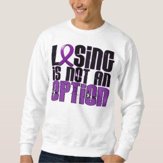 Losing Is Not An Option Chiari Malformation Sweatshirt
