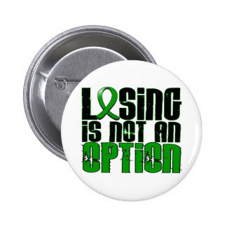 Losing Is Not An Option Depression Pin