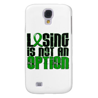 Losing Is Not An Option Depression Galaxy S4 Cover