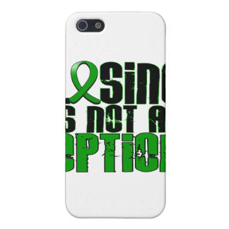 Losing Is Not An Option Depression iPhone 5 Covers