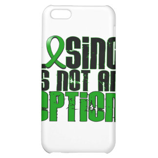 Losing Is Not An Option Depression iPhone 5C Cases
