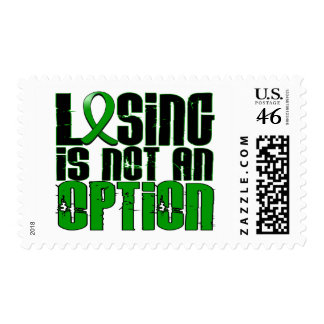 Losing Is Not An Option Depression Stamp