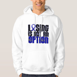 Losing Is Not An Option Dysautonomia Hoodie