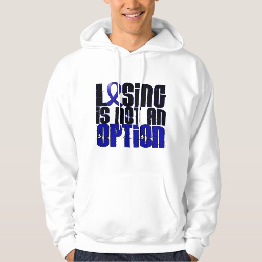Losing Is Not An Option Dysautonomia Pullover
