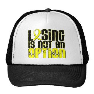 Losing Is Not An Option Endometriosis Trucker Hat