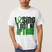Losing Is Not An Option Gastroparesis T-Shirt
