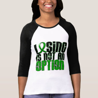 Losing Is Not An Option Gastroparesis T Shirt