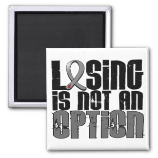 Losing Is Not An Option Juvenile Diabetes Magnet