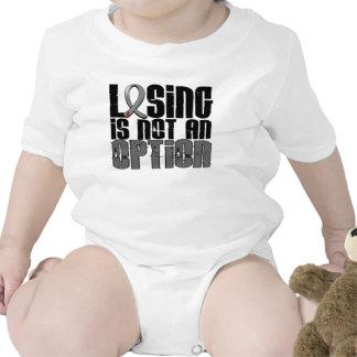 Losing Is Not An Option Juvenile Diabetes T Shirt