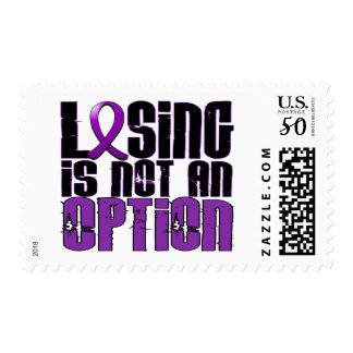 Losing Is Not An Option Lupus Postage
