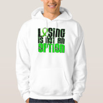 Losing Is Not An Option Lyme Disease Hoodie