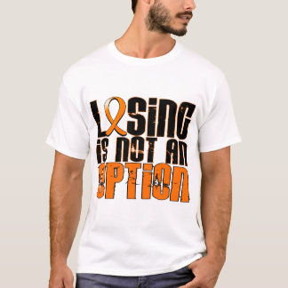 Losing Is Not An Option MS T-Shirt