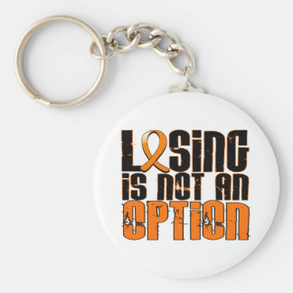 Losing Is Not An Option Multiple Sclerosis Keychain