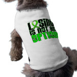 Losing Is Not An Option Muscular Dystrophy Pet Shirt