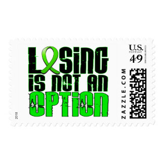Losing Is Not An Option Muscular Dystrophy Stamp