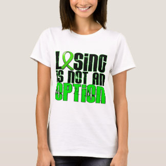 Losing Is Not An Option Muscular Dystrophy T-Shirt