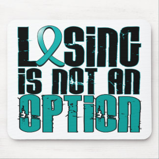 Losing Is Not An Option PCOS Mousepad