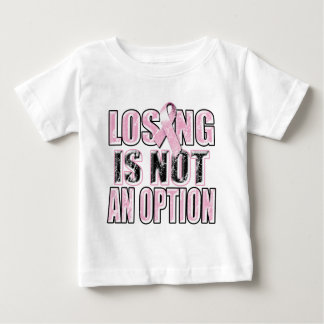 Losing Is Not An Option.png Baby T-Shirt