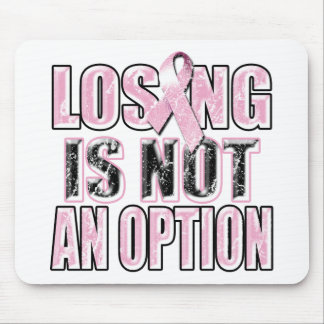 Losing Is Not An Option.png Mouse Pad