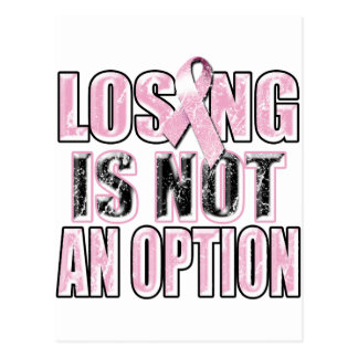 Losing Is Not An Option.png Postcard