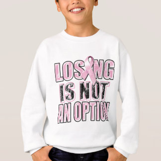 Losing Is Not An Option.png Sweatshirt