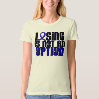 Losing Is Not An Option Reye's Syndrome T-Shirt