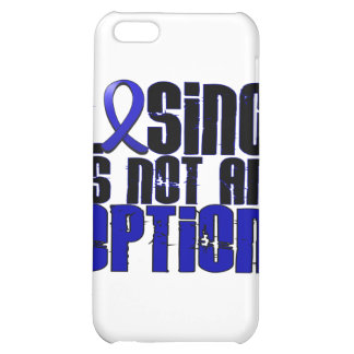 Losing Is Not An Option Rheumatoid Arthritis iPhone 5C Cover
