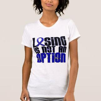 Losing Is Not An Option Rheumatoid Arthritis T-shirt