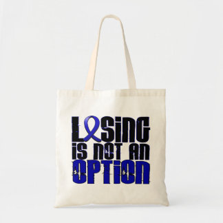 Losing Is Not An Option Rheumatoid Arthritis Tote Bag