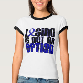 Losing Is Not An Option Rheumatoid Arthritis Tshirt