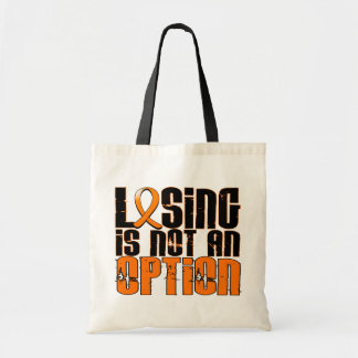 Losing Is Not An Option RSD Canvas Bag