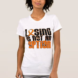 Losing Is Not An Option RSD T-shirts