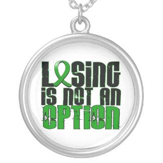 Losing Is Not An Option Traumatic Brain Injury TBI Custom Jewelry