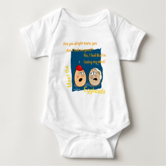 Losing my Mind, funny egghead cartoon gifts Tshirt